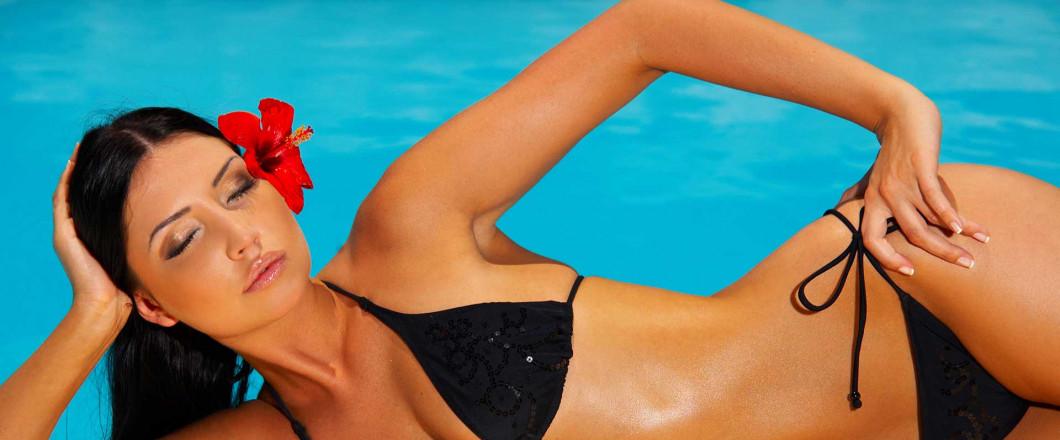 Get a deeper tan